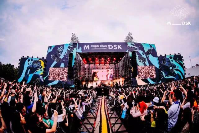 2019MDSK音乐节成都站