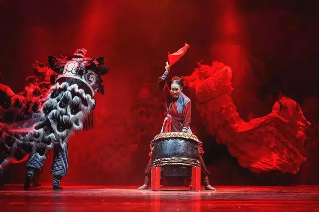 大型民族舞剧《醒狮》珠海站
