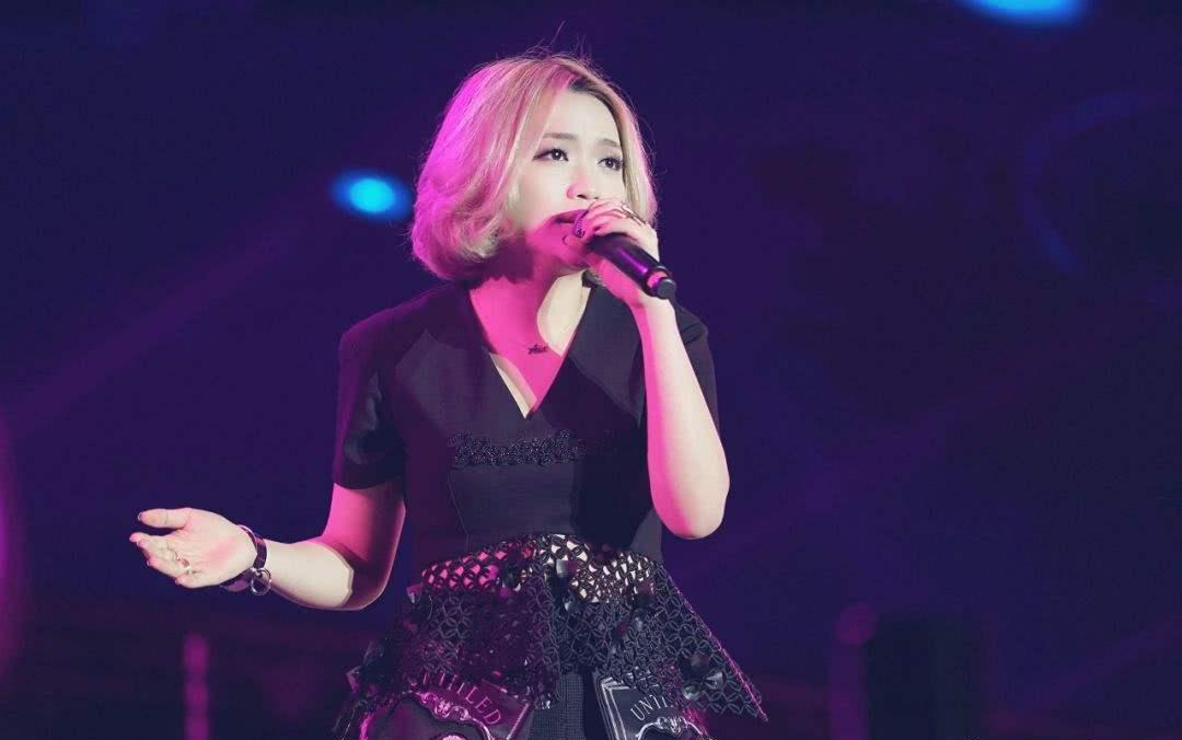 2019庄心妍河源演唱会