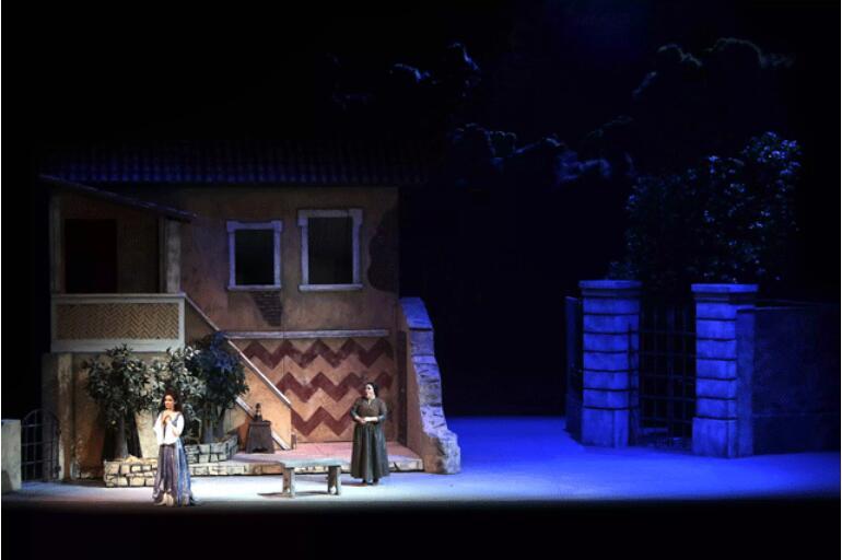 歌剧《弄臣》西安演出门票