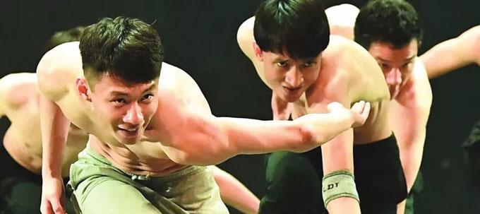大型交响舞蹈史诗《黄河》太原站