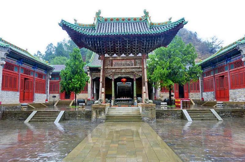中国尧帝陵