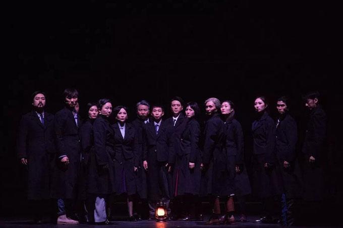 舞台剧《回廊亭杀人事件》武汉站