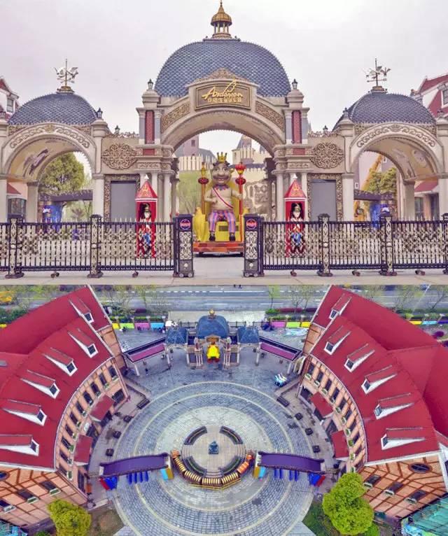 上海安徒生童话乐园门票 安徒生童话乐园地址+攻略+购票入口
