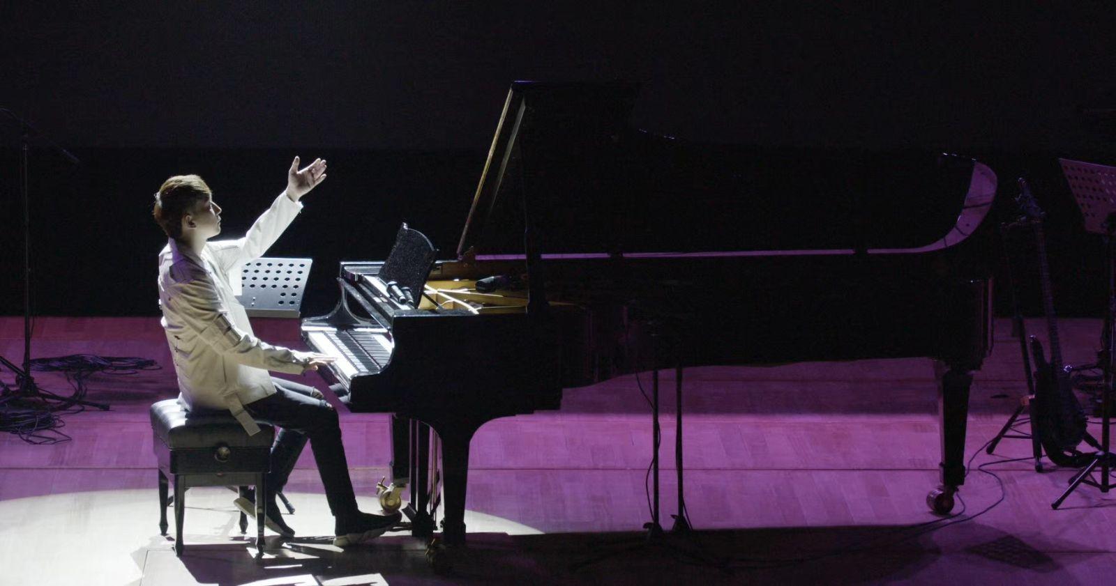 高至豪钢琴音乐会北京站