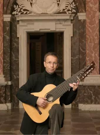 音乐的深邃与恬静吉他大师约兰索舍尔独奏音乐会厦门站