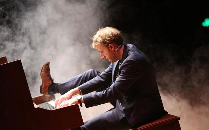音乐故事会《钢琴解剖课》佛山站