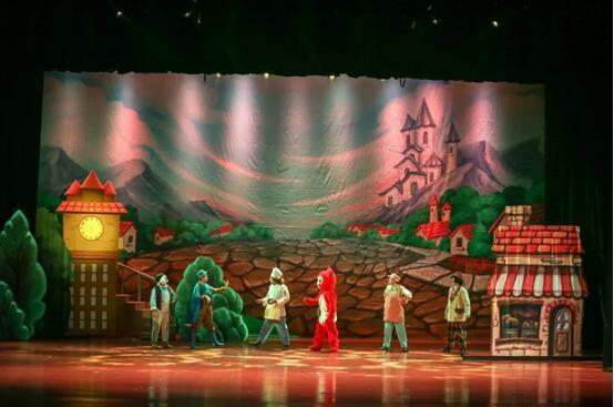 《阿狸梦之城堡》武汉演出门票