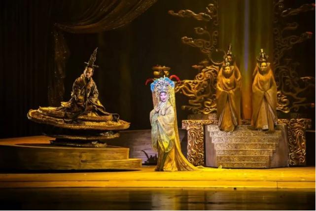 2019李玉刚诗意歌舞剧《昭君出塞》上海站时间、地点、门票价格