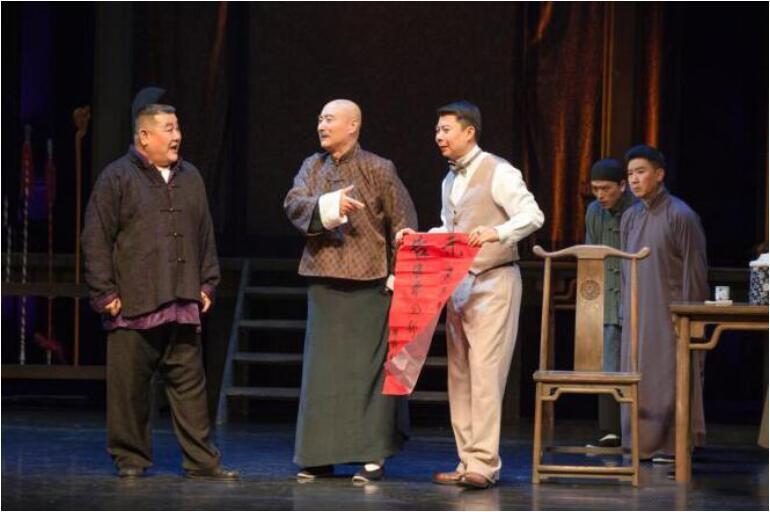 《戏台》南通演出门票