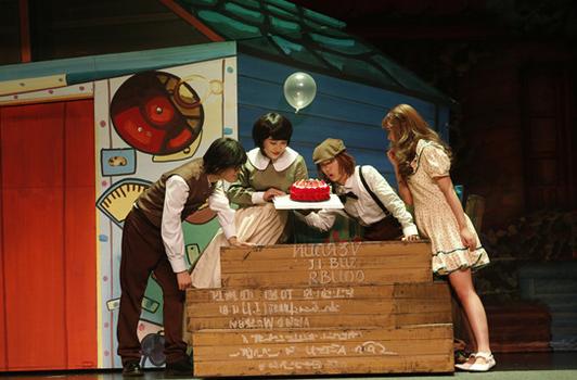 2020音乐剧《爱迪生的泡泡实验室》石家庄站时间地址+门票价格+剧情亮点