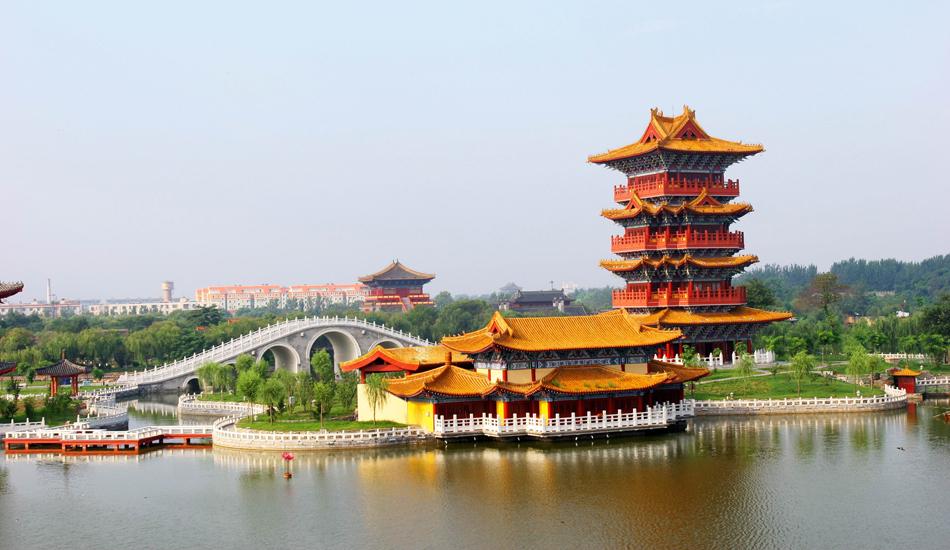 中秋小长假旅游最佳目的地之古城开封,你做好准备了吗?