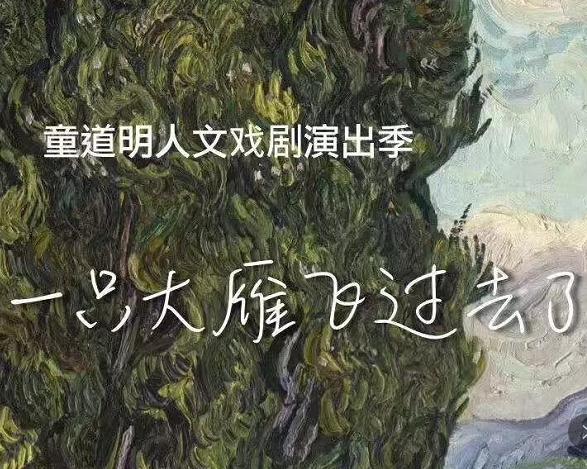 2019话剧《一只大雁飞过去了》济南站