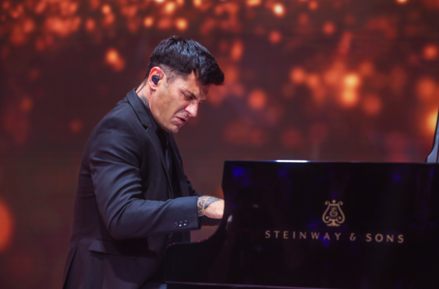 马克西姆南宁钢琴演奏会