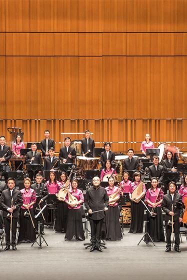 澳门中乐团联袂钢琴家袁芳共同演绎《春天的故事》深圳站