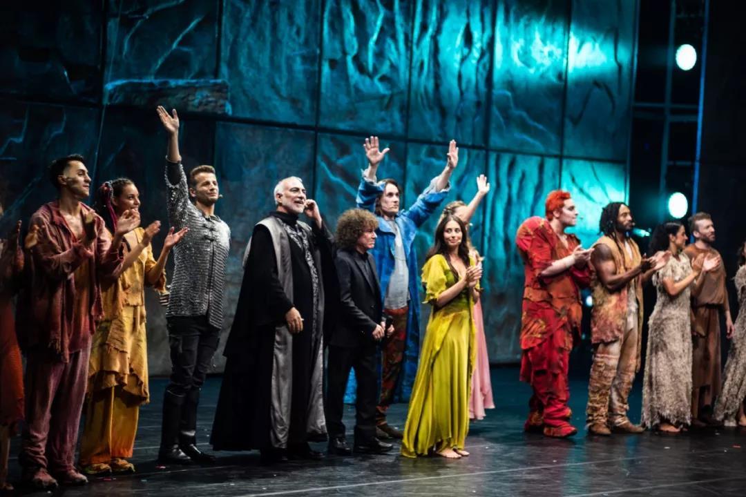 法语原版音乐剧《巴黎圣母院》哈尔滨站