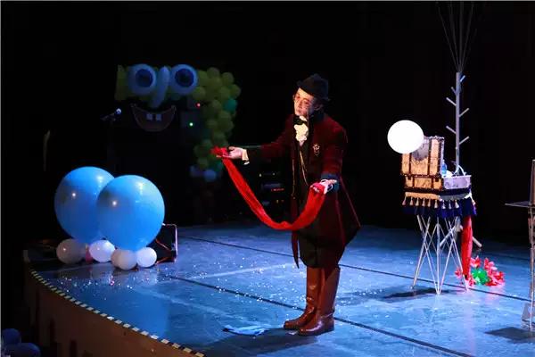 儿童魔术剧《气球狂想曲》重庆站