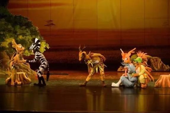 2019儿童音乐剧《狮子王》北京站