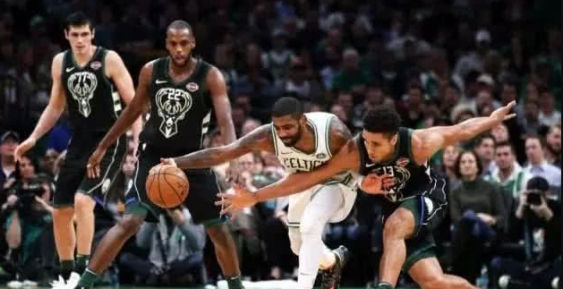 2019 NBA火箭vs雄鹿