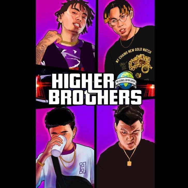 2019Higher Brothers香港演唱会