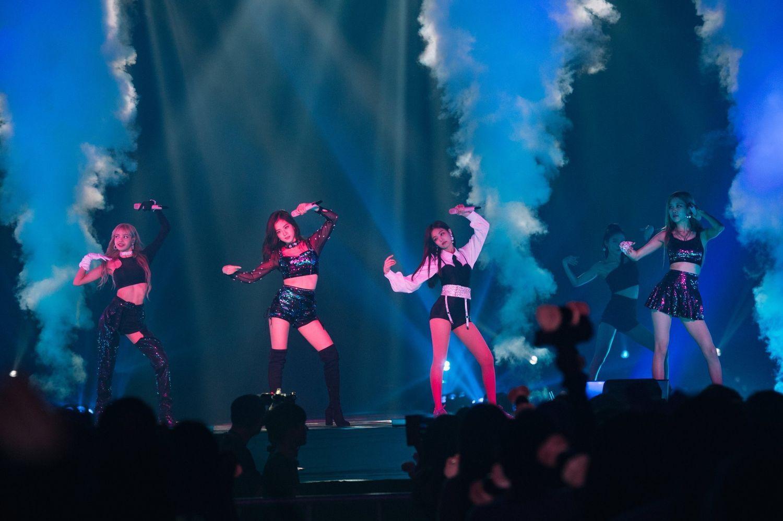 BLACKPINK大阪演唱会