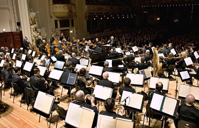 捷克交响乐团德州音乐会门票