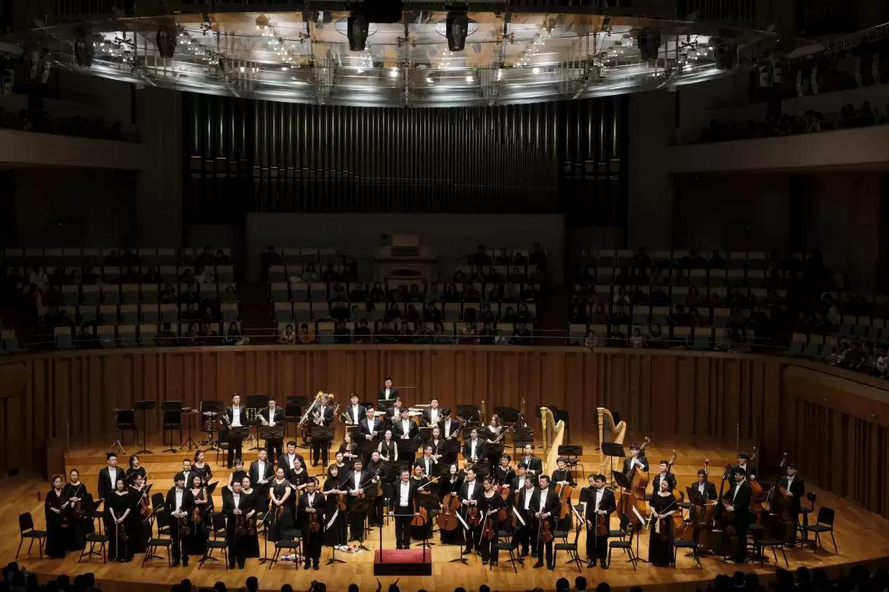 中央芭蕾舞团交响乐团临沂音乐会