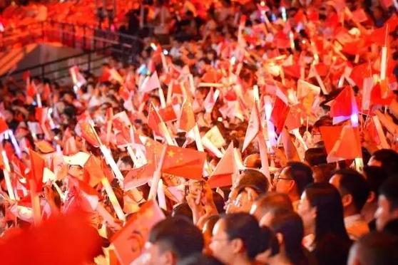 郑州少数民族运动会闭幕式