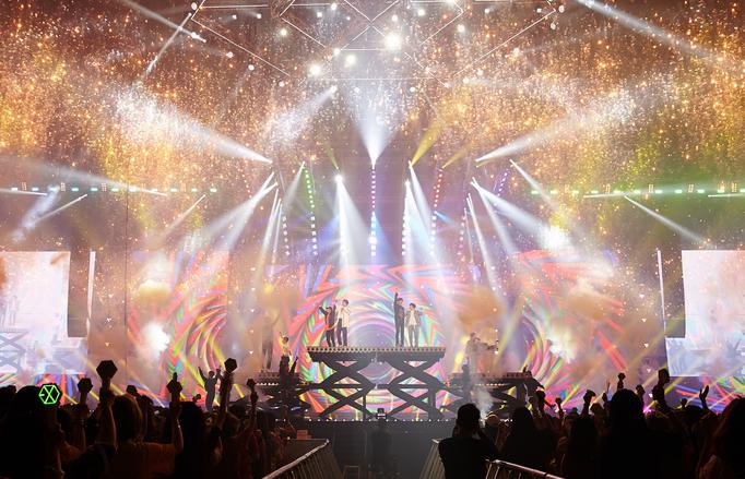 EXO首尔演唱会