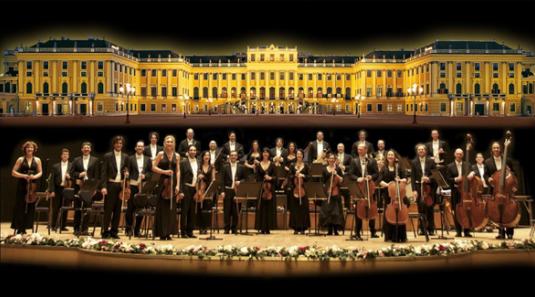 2019维也纳美泉宫交响乐团成都新年音乐会