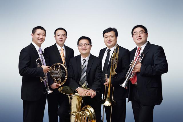 2019重庆铜管五重奏铜管乐的新年庆典重庆站