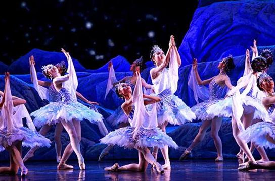 2019芭蕾舞剧《追寻香格里拉》重庆站
