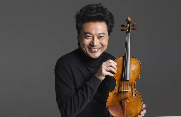 2019吕思清小提琴独奏珠海音乐会