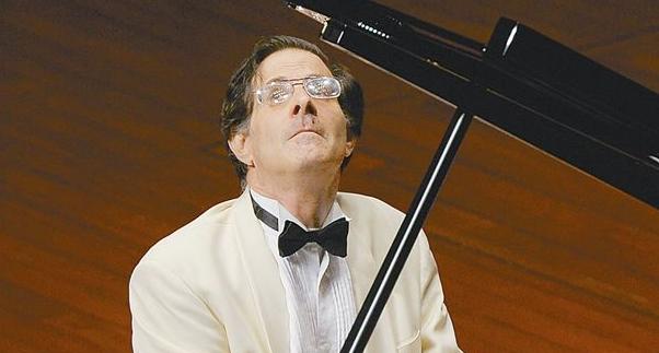 2019美国钢琴家兰斯怀斯曼音乐演奏会哈尔滨站