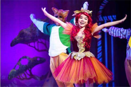 《我们的糖果屋》广州演出门票