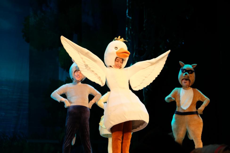 《丑小鸭》郑州演出门票