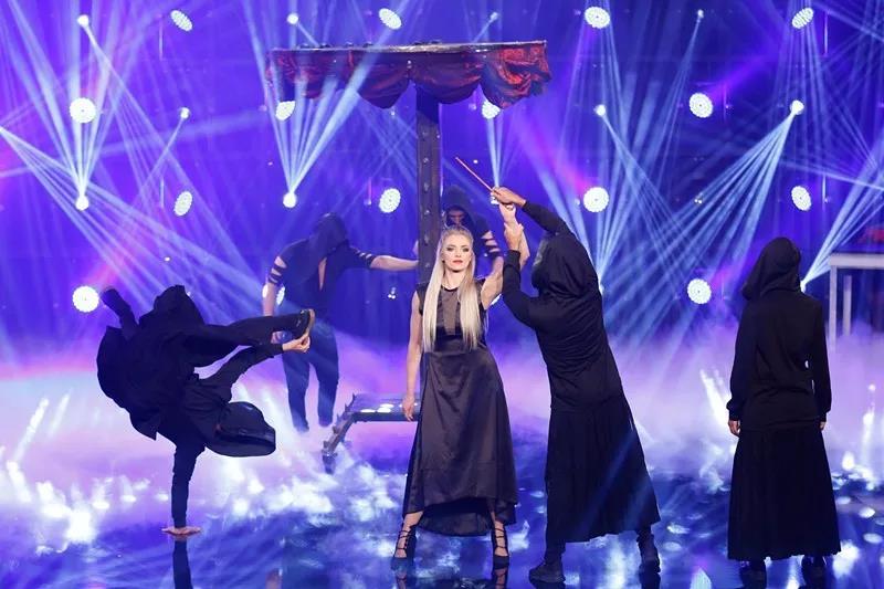 魔术秀《魔天轮•起源》珠海站