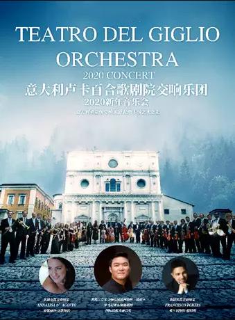 《意大利卢卡百合歌剧院交响乐团2020新年音乐会》-重庆站