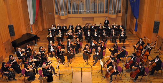 意大利卢卡百合歌剧院交响乐团2020新年音乐会