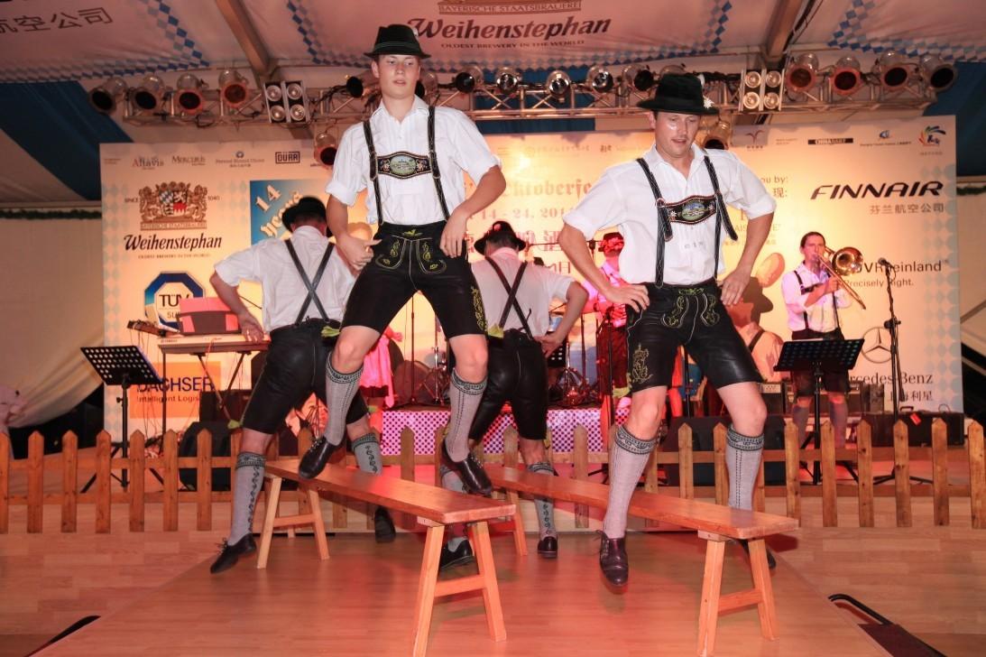 2019上海扬子江万丽大酒店第二十二届德国啤酒节