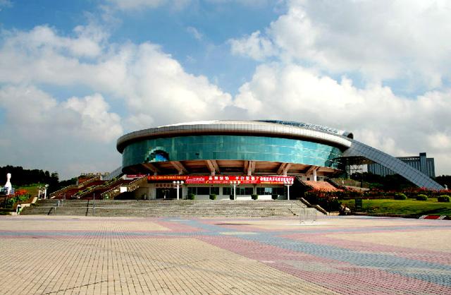 珠海体育馆