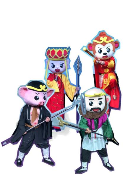 儿童剧《西游记-遇险白虎岭》深圳站