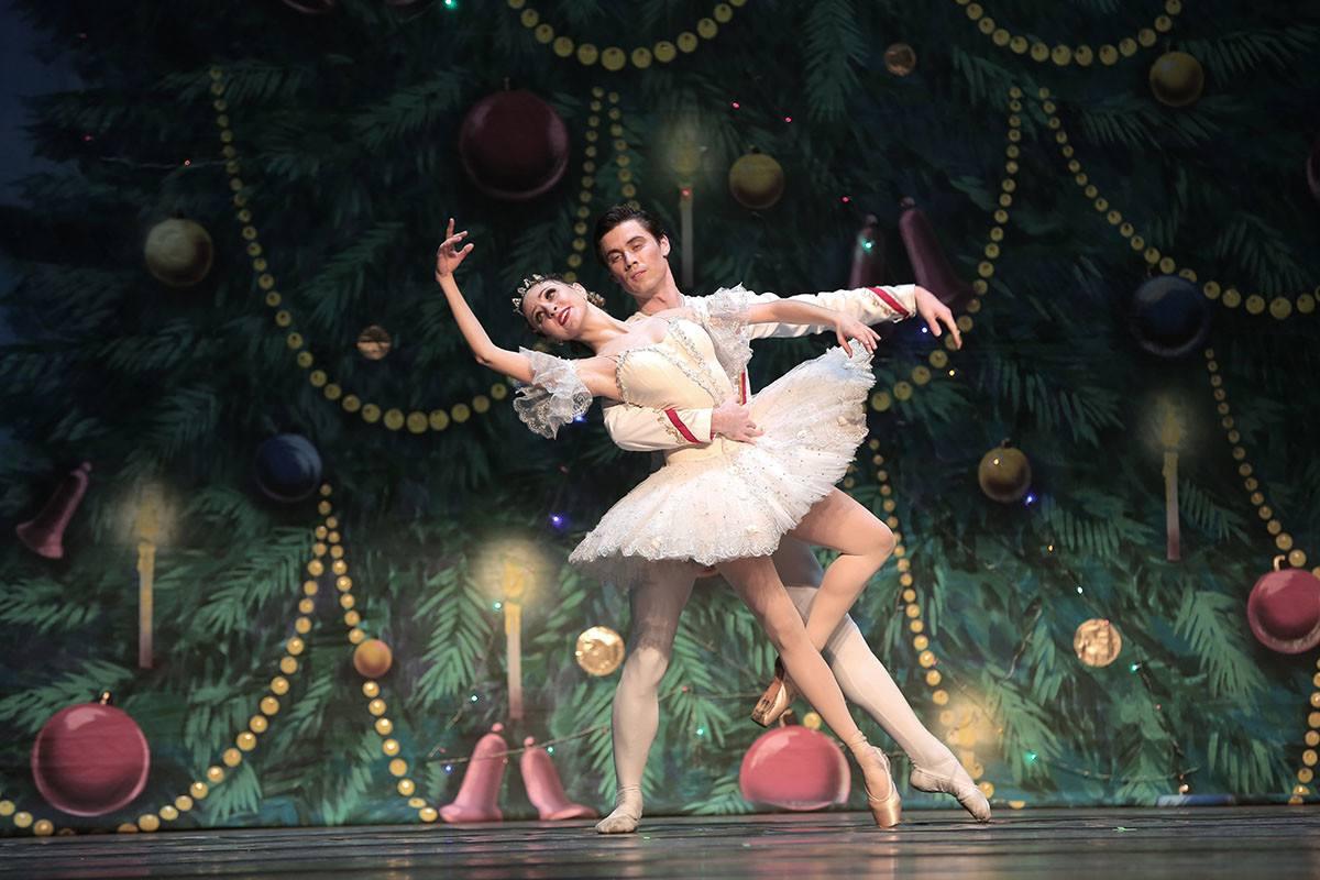 2019芭蕾舞《胡桃夹子》上海站