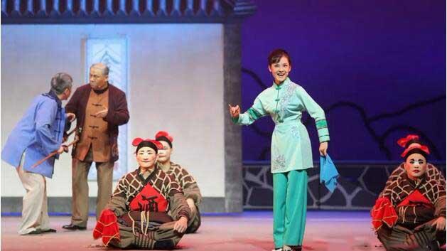 汉剧《酒乡纪事》广州演出门票