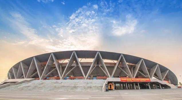 金华市体育中心体育馆