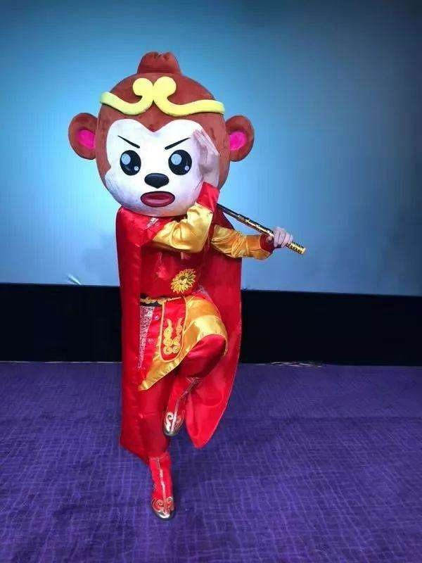 2019儿童剧《西游记-遇险白虎岭》深圳站