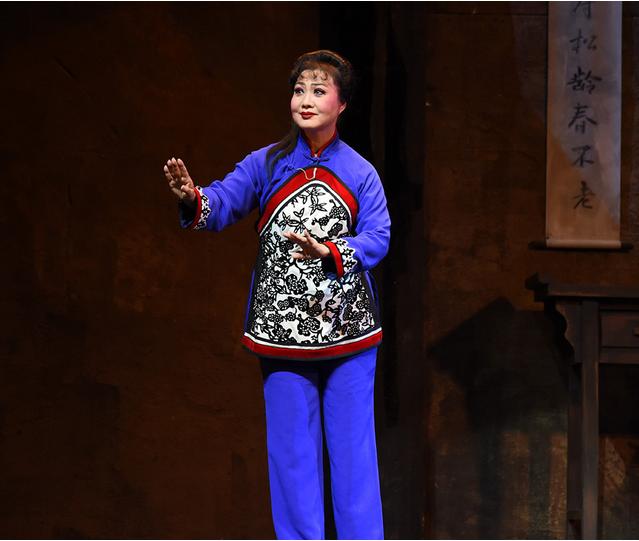 京剧《党的女儿》北京站