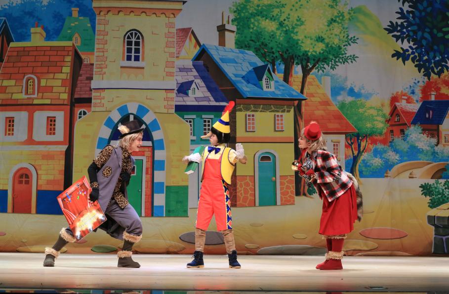 《匹诺曹》郑州演出门票