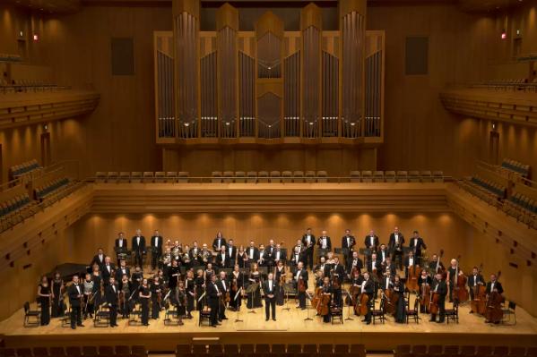 乌克兰国家交响乐团武汉音乐会门票