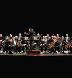《意大利多克莱夫爱乐乐团音乐会》呼和浩特站